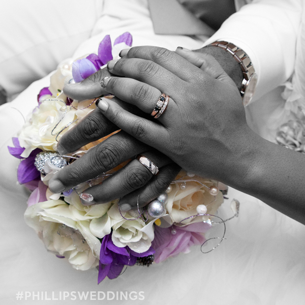 Baltimore, MD african american wedding videographer phillips fairy tale weddings