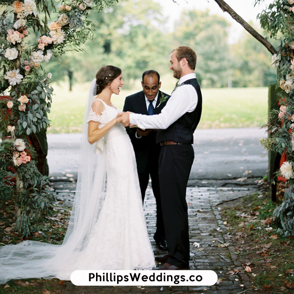 Atlanta, GA lgbtq interracial wedding officiants phillips fairy tale weddings