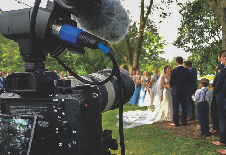 Baltimore, MD how to get the most out of your wedding videographer phillips fairy tale weddings