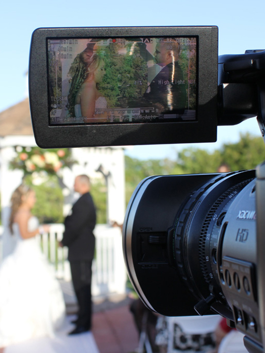 Baltimore, MD wedding videographer phillips fairy tale weddings