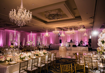 Baltimore, MD affordable wedding planning phillips fairy tale weddings
