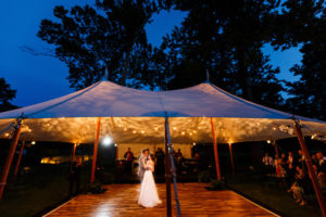 renting a wedding tent phillips fairy tale weddings