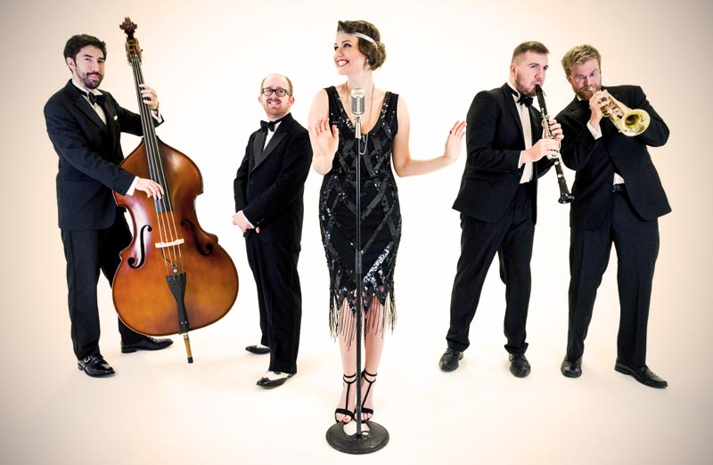 Hire Wedding Jazz Band for your Reception